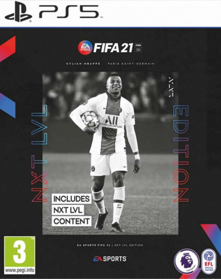 Slika PS5 FIFA 21 Next Level Edition