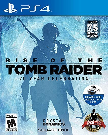 Slika Rise Of The Tomb Raider SonyPlaystation PS4