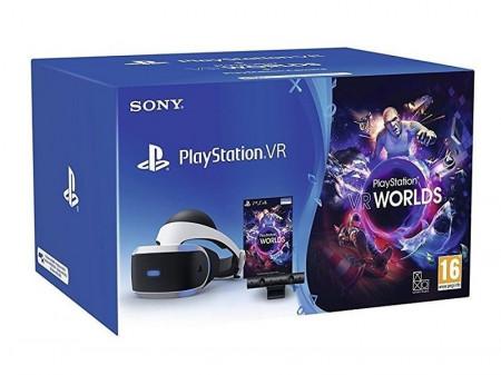 Slika SONY PlayStation VR + Kamera V2 + VR World