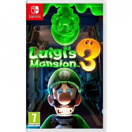 Slika SWITCH Luigis Mansion 3