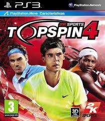Slika Top Spin 4 PS3
