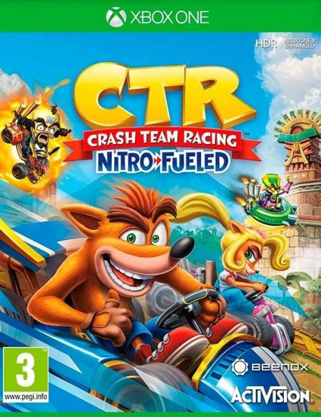 Slika CTR Nitro Fueled Xbox One