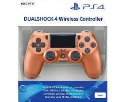 Slika Dualshock 4 V2 Metallic Copper SonyPlastation PS4