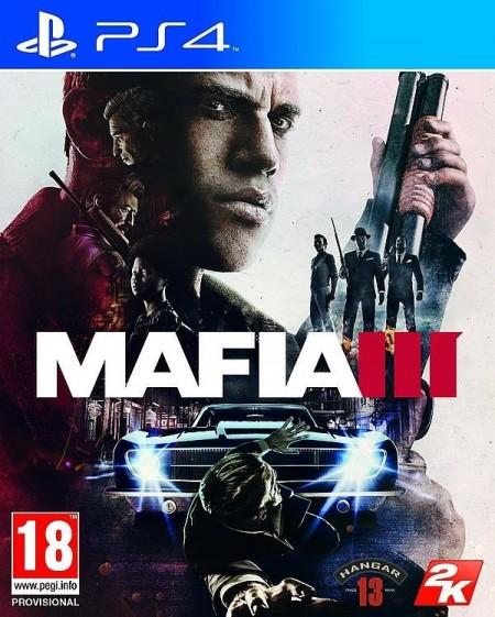 Slika Mafia III SonyPlaystation PS4