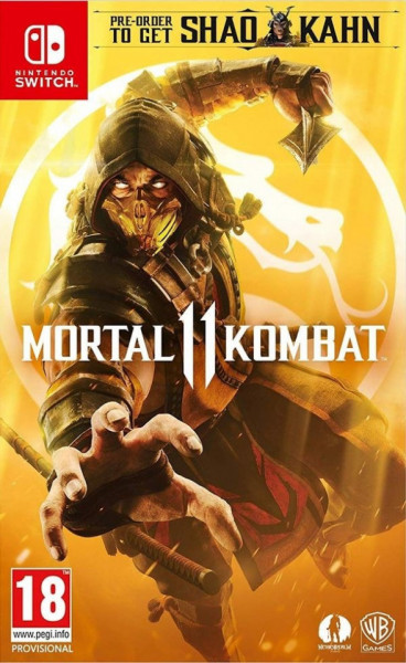 Slika Nintendo Switch Mortal Kombat 11
