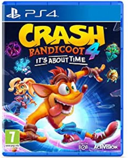 Slika PS4 Crash Bandicoot 4 it's about time