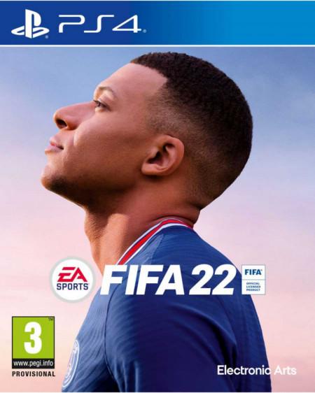 Slika PS4 FIFA 22 disk