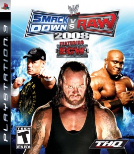 Slika Smackdown Vs. Raw PS3