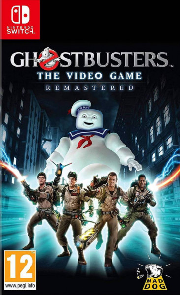 Slika Switch Ghostbusters: The Video Game - Remastered
