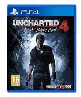 Slika Uncharted 4 Sony PS4