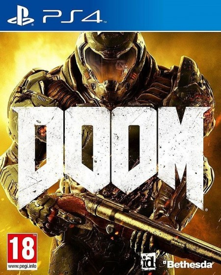 Slika Doom SonyPlaystation PS4