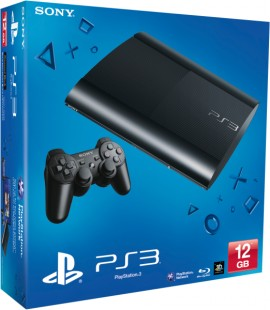 Slika Konzola SONY Playstation  3 PS3 12G