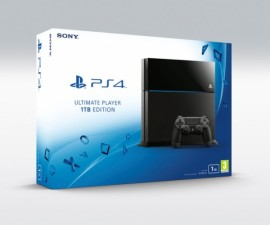 Slika Konzola Sony Playstation PS4 , 1TB