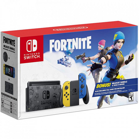 Slika Nintendo Switch Console Fortnite Special Edition 1.1