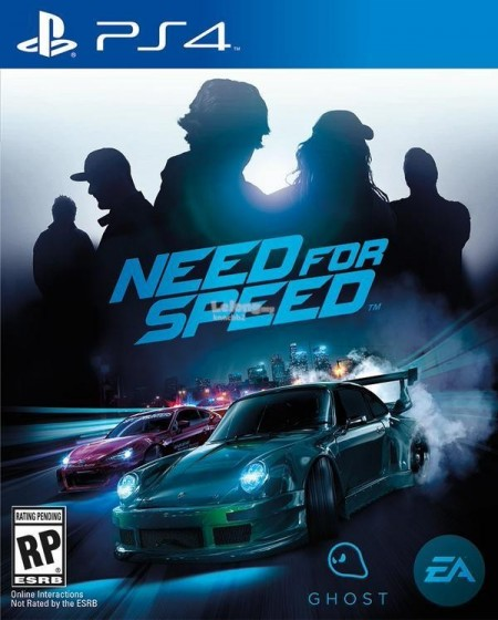 Slika PS4 Need For Speed 2018 Playstions hits