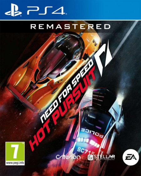 Slika PS4 Need For Speed Hot Pursuit remastered