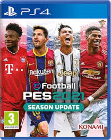 Slika PS4 PES 2021 Season Update Sony Plystation