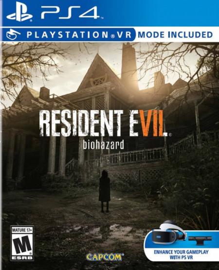 Slika PS4 Resident Evil 7 Biohazard Vr compatible