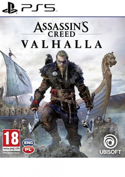 Slika PS5 Assassin's Creed Valhalla
