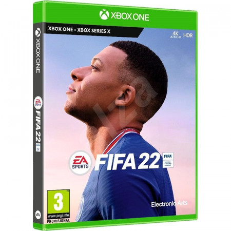 Slika XBOX ONE FIFA 22 na disku