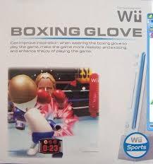 Slika Boxing Glovw Wii
