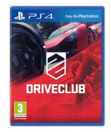Slika DriveClub PS4 SonyPlaystation 4