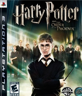Slika Harry Potter and Order of Phoenih  PS3