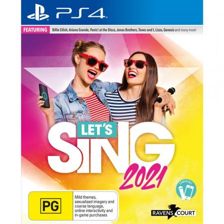 Slika PS4 Let's Sing 2021
