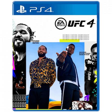 Slika PS4 UFC 4 Sony Playstation EA sports