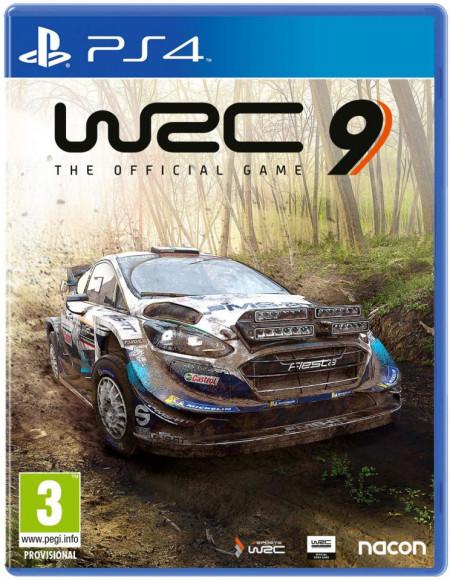 Slika PS4 WRC 9 The Offical Game