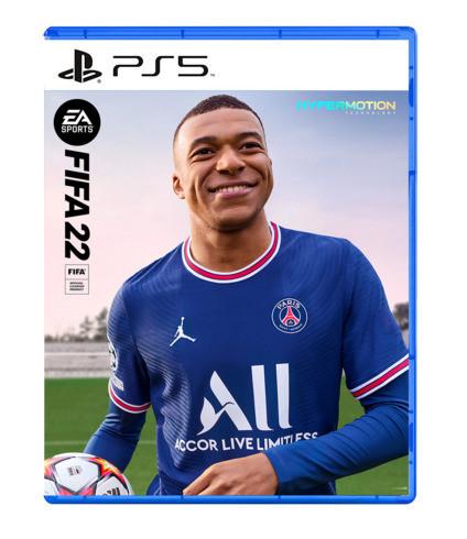 Slika PS5 FIFA 22 disk
