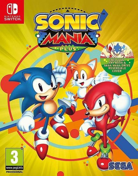 Slika Sonic Mania Plus
