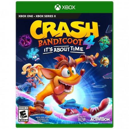 Slika XBOX ONE Crash Bandicoot 4 it's about time