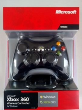 Slika XBOX360 Wireless for Windows PC Microsoft