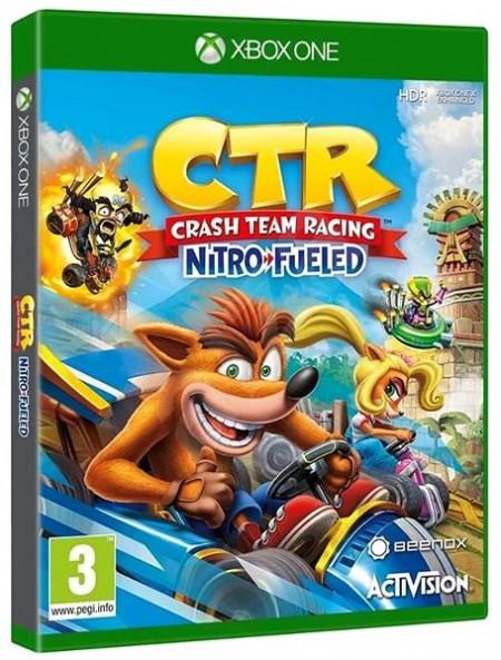 Slika XBOXONE Crash Team Racing Nitro-Fueled