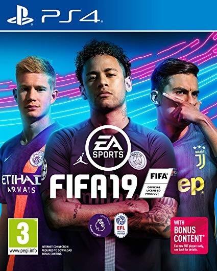 Slika FIFA 19 SONY PS4 Playstation 4