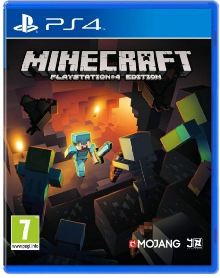 Slika PS4 Minecraft
