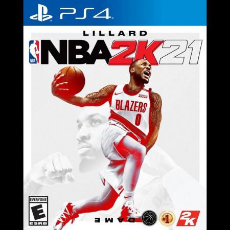 Slika PS4 NBA 2K21 SonyPlaystation 4