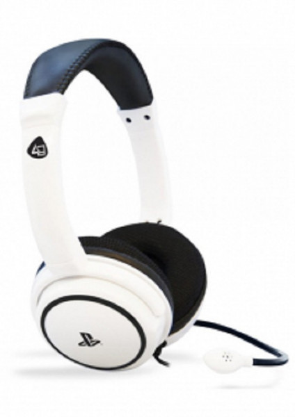 Slika PS4 stereo headset stereo gaming pro4-40 white