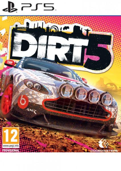 Slika PS5 Dirt 5