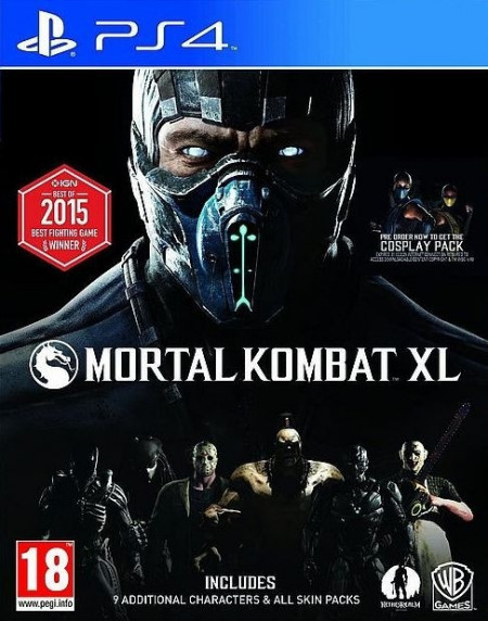 Slika Sony PS4 Mortal Kombat XL