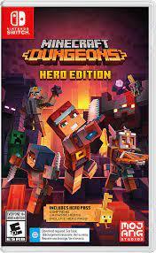 Slika Switch Minecraft: Dungeons