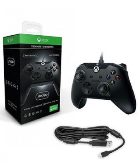Slika XBOXONE&PC Wired Controller raven black pdp