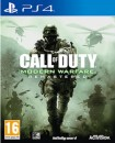 Call of Duty Modern Warfare remastered SonyPlaystation 4 PS4