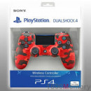 Dualshock 4 V2 Red Camouflage SonyPlastation PS4