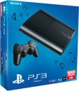 Sony Playstation 3 Super Slim 500GB + Igre Na Hardu Novo