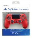 Kontroler Dual Shock PS4 Playstation 4 crveni