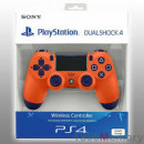 Dualshock 4 V2 Sunset Orange Sony Playstation PS4