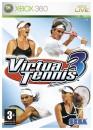 Virtua Tennis 3 XBOX 360