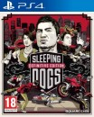 Sleeping Dogs SonyPlaystation 4 PS4